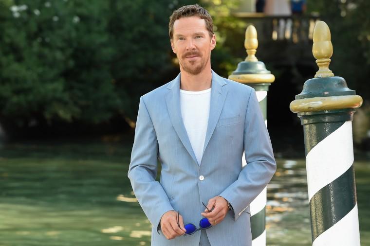 Image: Benedict Cumberbatch