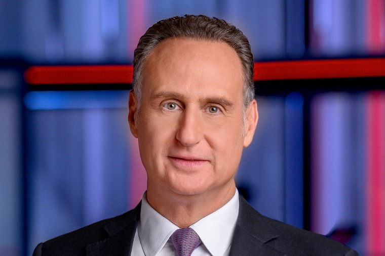 José Díaz-Balart's new show is set to premiere Sept. 27 on MSNBC and air weekdays at 10 a.m. ET.