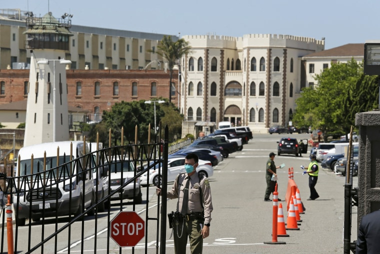 Image: San Quentin State Prison