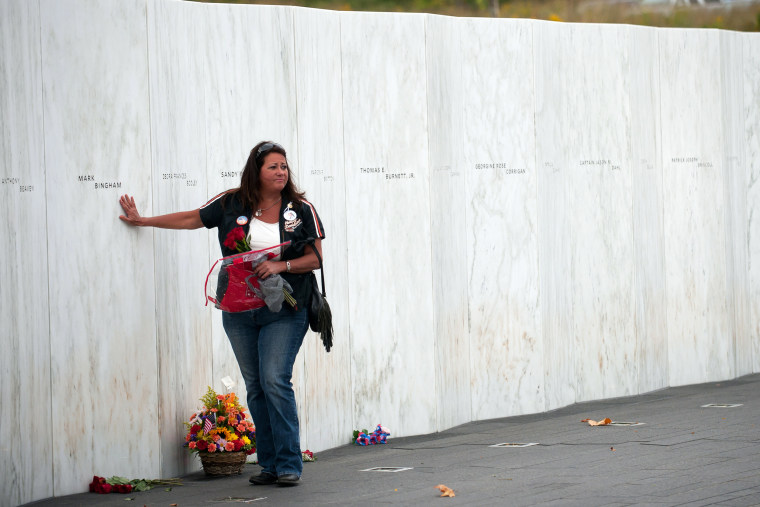 Memorial Service Held On 13th Anniversary Of September 11th Attacks At Crash Site Of Flight 93 In Pennsylvania