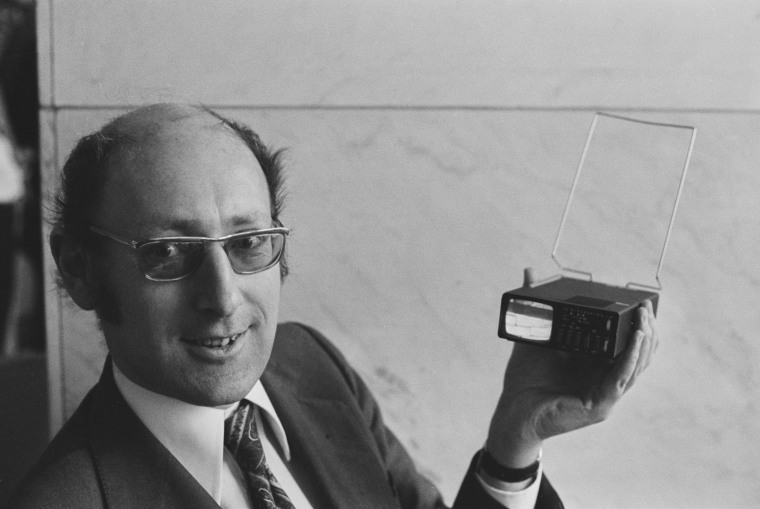Image: Sir Clive Sinclair