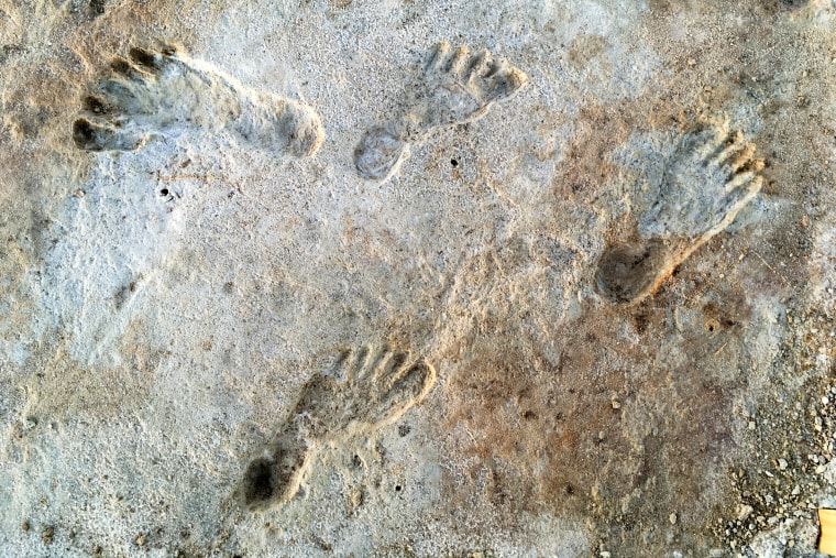 New research into the ancient footprints at White Sands National Park establishes they are the earliest-known evidence of humans in North America.