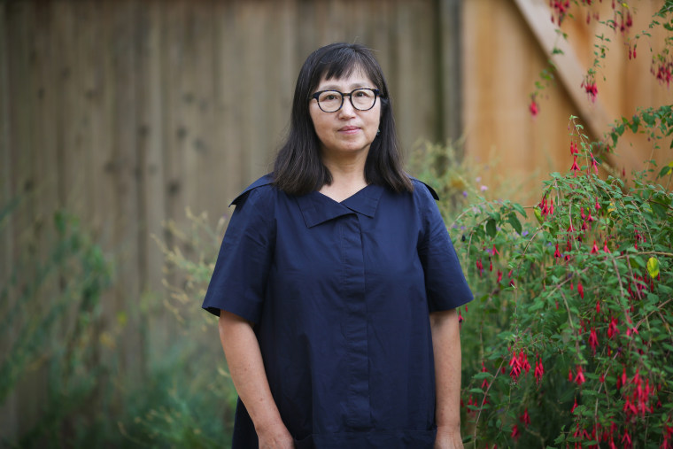 """Don Mee Choi, author of """"DMZ Colony"""" and """"Hardly War"""" is one of this year's MacArthur """"Genius Award"""" winners."""