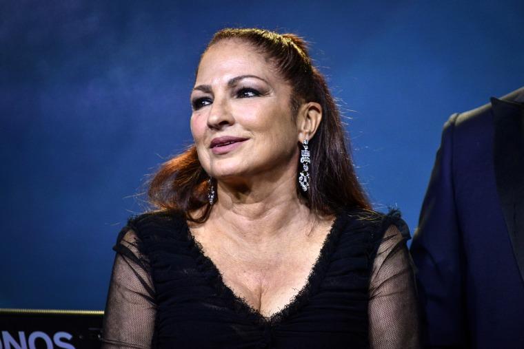Gloria Estefan in San Diego, Calif., on Sept 29, 2019.