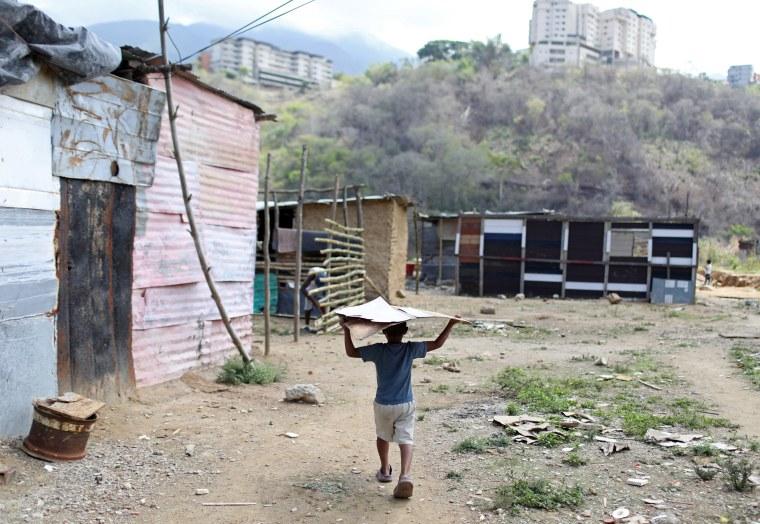 Image: Venezuela poverty