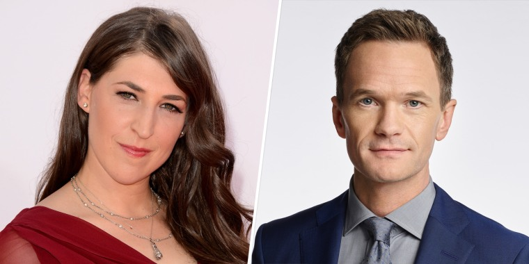 """Mayim Bialik told James Corden about her refusal to join a standing ovation for Neil Patrick Harris after he performed in the musical """"Rent"""" in the 1990s."""