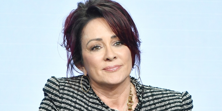 Actor Patricia Heaton decided to become sober three years ago. Here, she is pictured at an event at The Beverly Hilton Hotel in 2019.