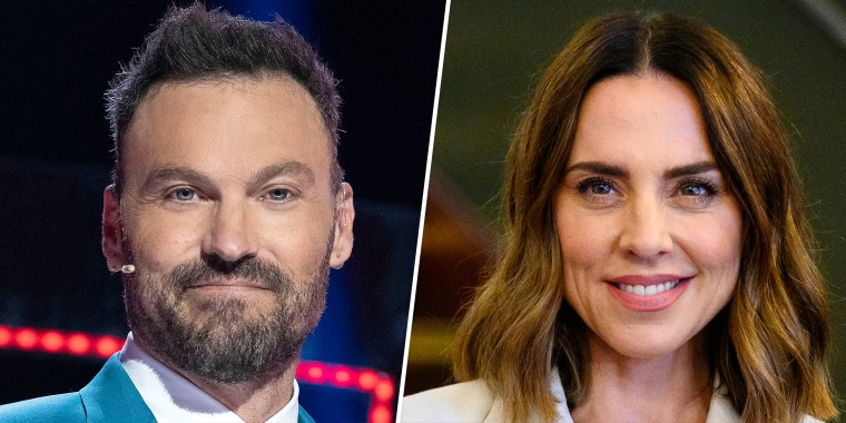 """Brian Austin Green and Melanie C give the new season of """"Dancing With the Stars"""" a '90s touch."""