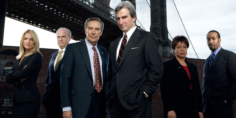 """The original """"Law & Order"""" is set to return to NBC."""