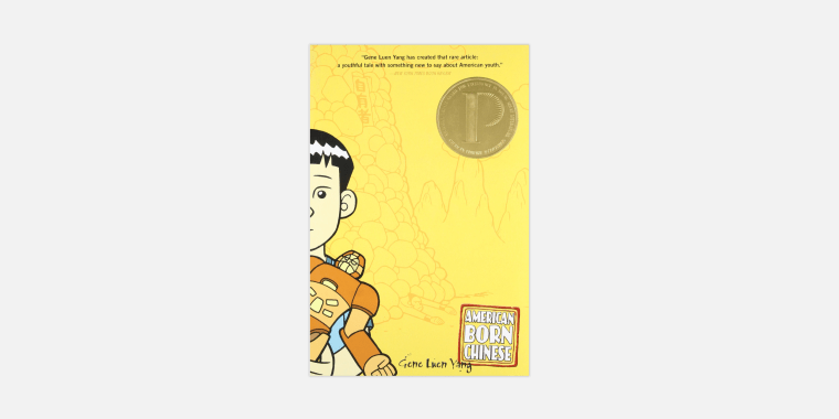 """Gene Luen Yang's """"American Born Chinese"""" will be adapted into a series for Disney Plus, and directed by Destin Daniel Cretton."""