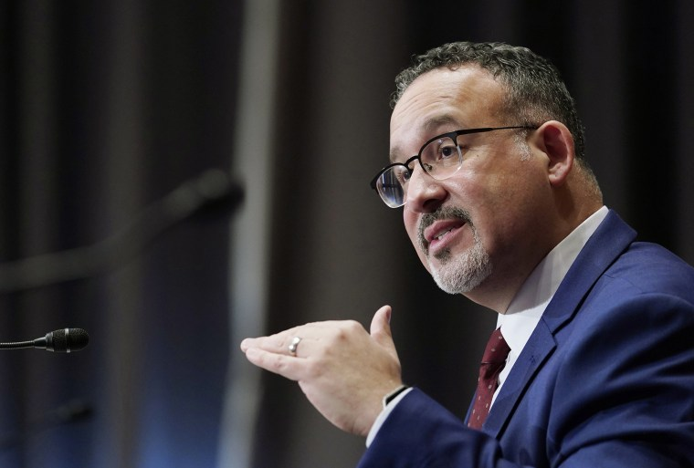 Miguel Cardona Confirmation Hearing To Be Secretary Of Education Before Senate HELP Committee