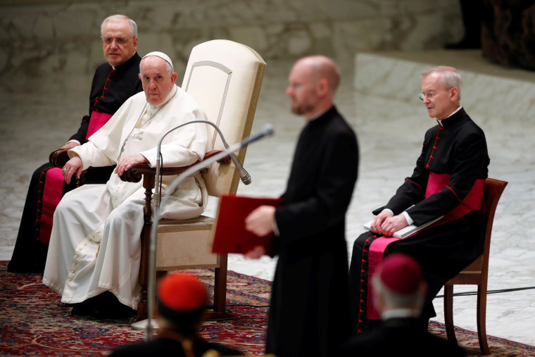 Image: Pope Francis holds weekly general audience