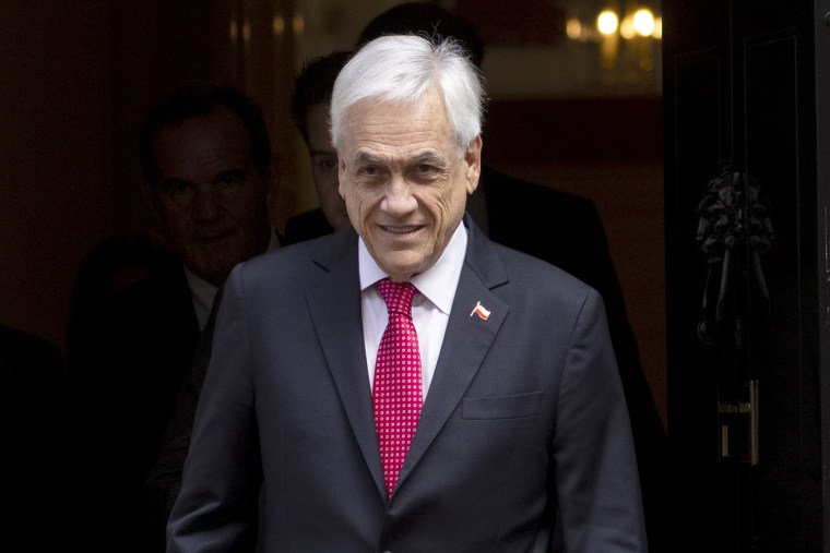 Image: Sebastián Piñera