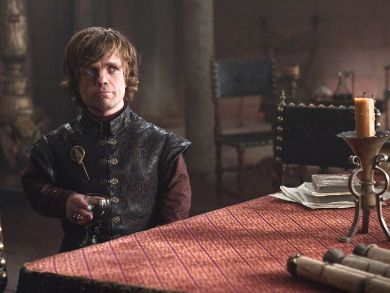 """Sunday night's season premiere revealed just who's playing the \""""Game of Thrones\"""" now."""