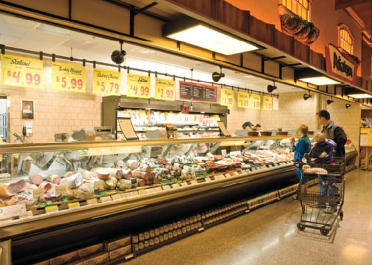 Wegmans, with 79 stores in the Eastern U.S., ranked No. 1 in a Consumer Reports survey of readers.