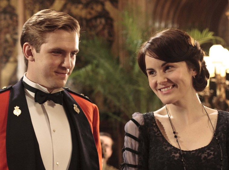 The show's executive producer says that Matthew and Mary will marry on season three.