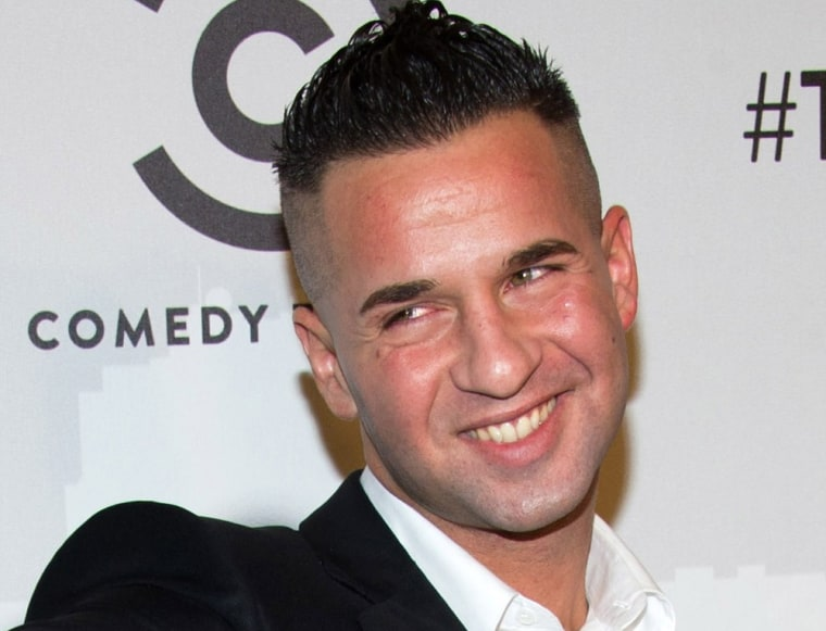 """Mike \""""The Situation\"""" Sorrentino"""