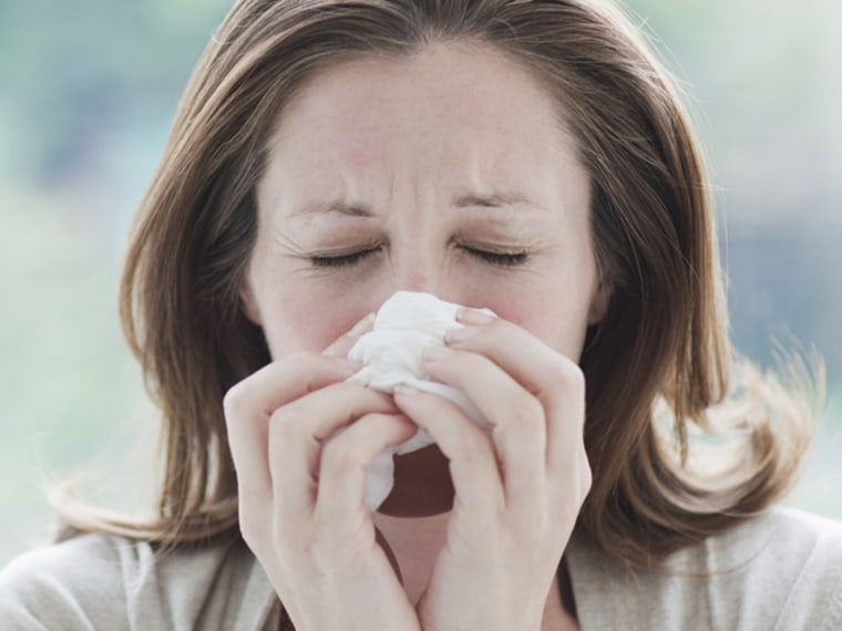 You may have allergies and not even know it.