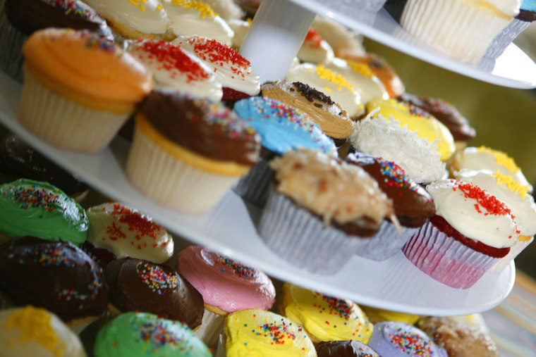 Mmm, cupcakes. Are they your gateway food? Ever eat one and feel out of control, maybe even physically unable to stop reaching for more?