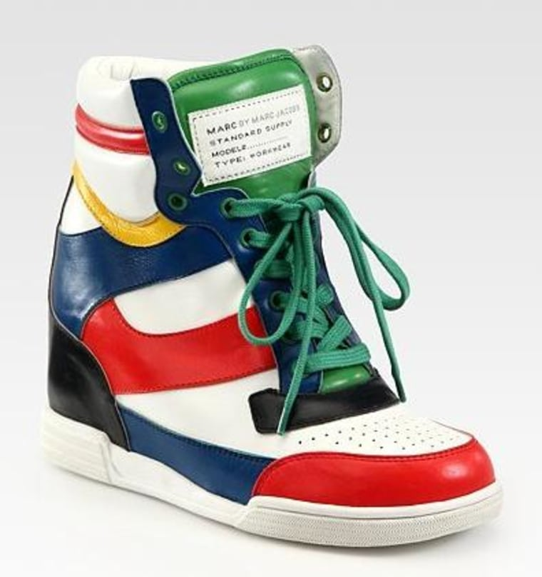 Want these Marc by Marc Jacobs shoes? Too bad. They're already sold out on Shopbop.com.