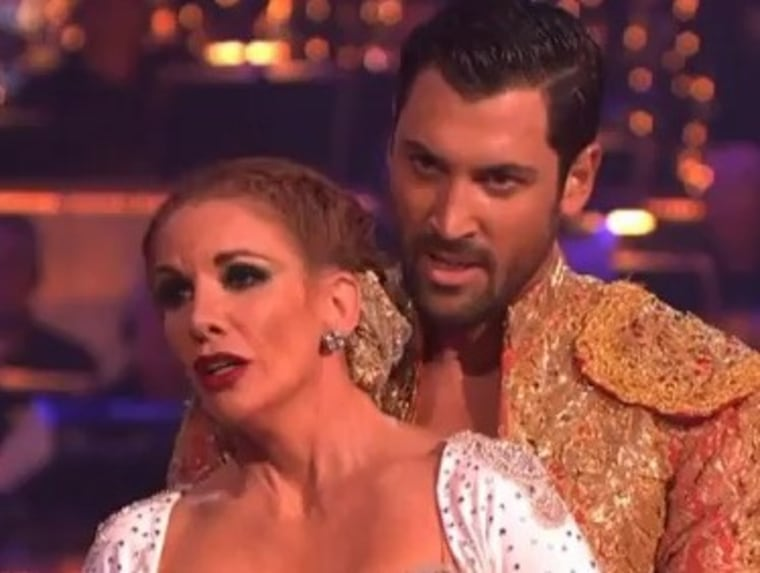 Melissa Gilbert and Maksim Chmerkovskiy delivered a strong paso, but the actress ended up in the hospital shortly after.