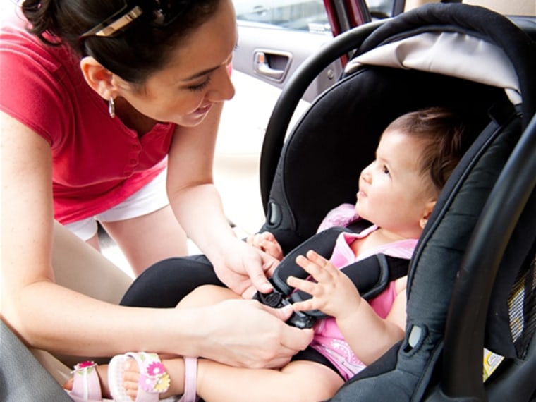 Car seat installation is tough because of car designs, not human (parent) error, a new study finds.
