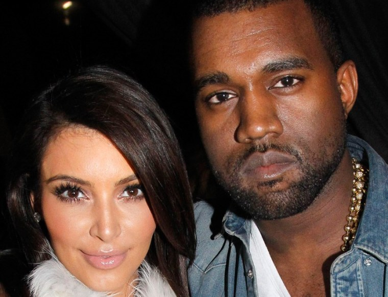Kanye West maybe in love with Kim Kardashian, but Kim's stepfather, Bruce Jenner, isn't in love with the idea of the match.