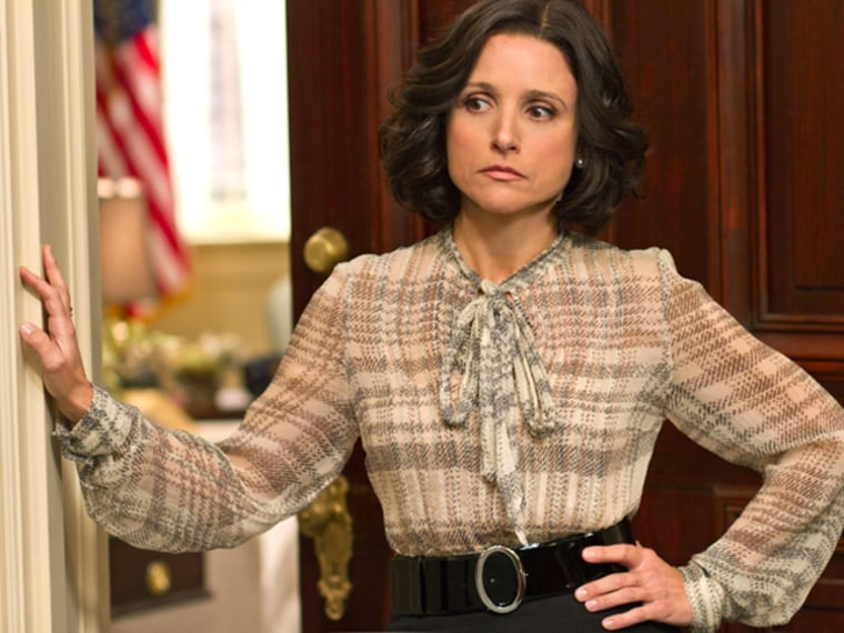 Best bets: Sorry, Joe Biden -- Julia Louis-Dreyfus is HBO's 'Veep'