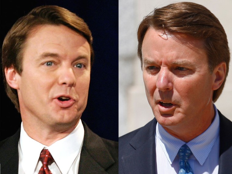 John Edwards Goes From 500 Haircuts To 1295 Supercuts