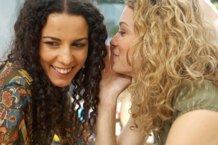 Men tend to have the same best friend during their lives (usually a woman), but not so for women.