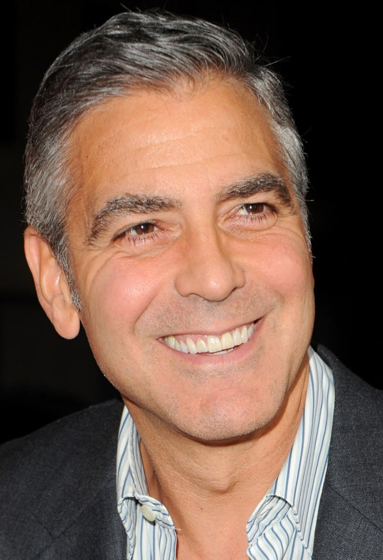 The Obama campaign is offering the chance to win a spot at Clooney's dinner, in his Los Angeles home.