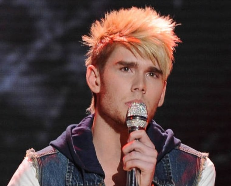 Colton performed Lifehouse again as his farewell song on Thursday.