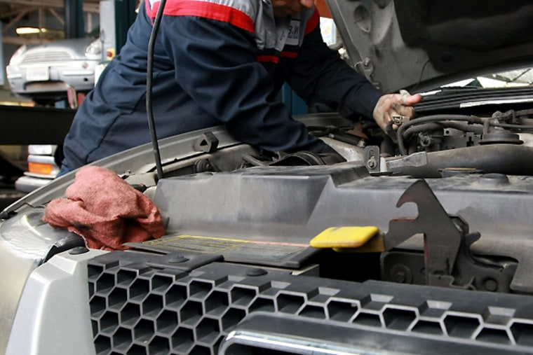 Consumer Reports says it's clear the auto repair industry needs to do a better job.