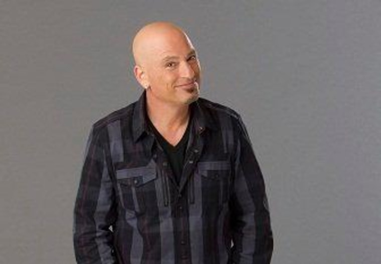 """Howie Mandel believes the upcoming changes to \""""America's Got Talent,\"""" including the addition of shock jock Howard Stern, are thrilling."""