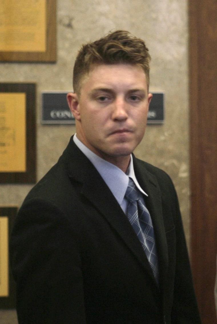 Lane Garrison in court in Beverly Hills, Calif., in 2007.
