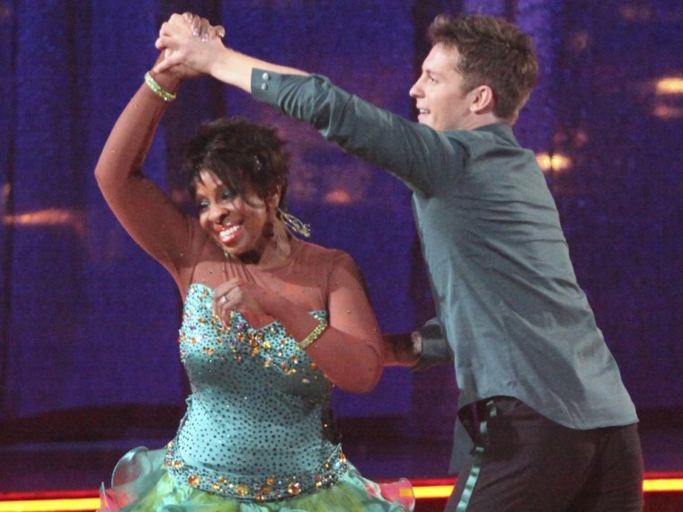 """The theme of \""""Motown Night\"""" fit Gladys Knight perfectly, but she and partner Tristan MacManus couldn't deliver on \""""Dancing.\"""""""