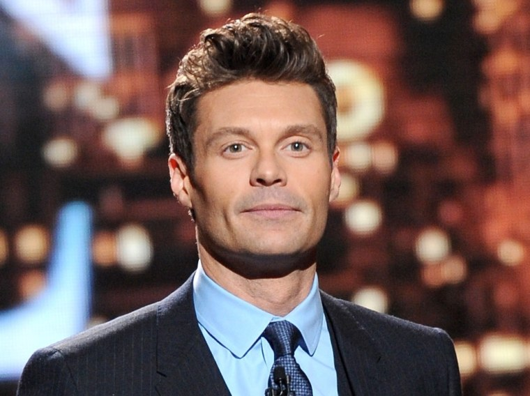 ""\""""American Idol"""" might have slipped in the ratings recently, but the show won't let its best bet, host Ryan Seacrest, slip away.""760|568|?|en|2|9323250f42aa1e31716ebc7fc29a47c6|False|UNSURE|0.31112807989120483