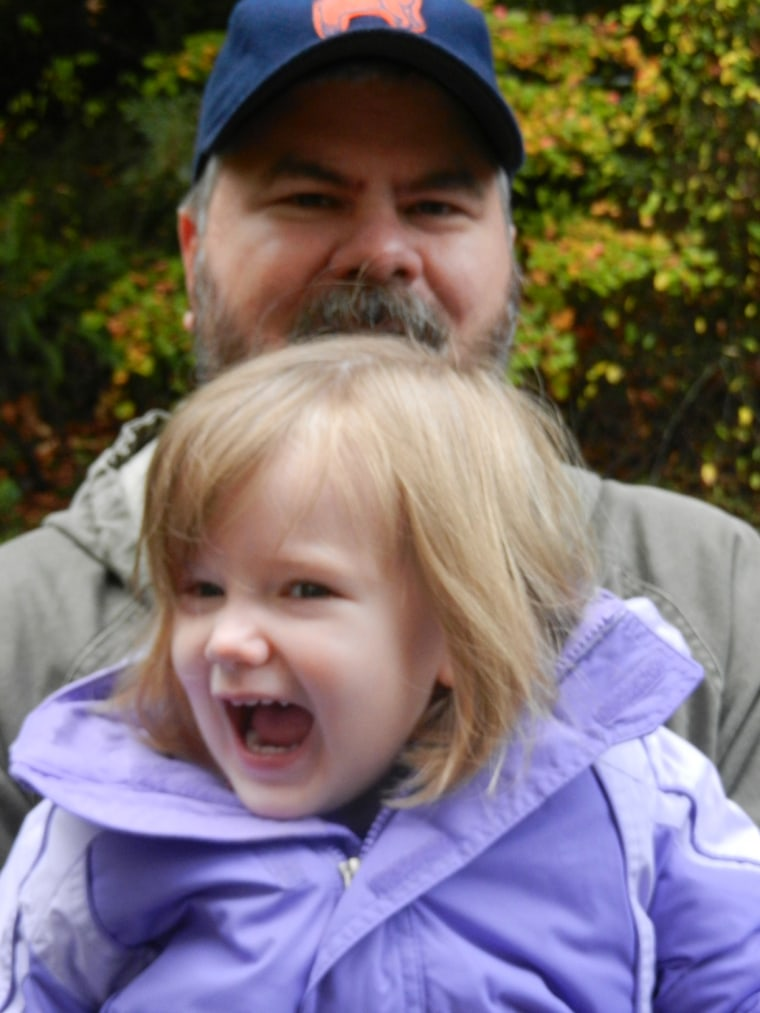 Bob Trott and daughter NJ