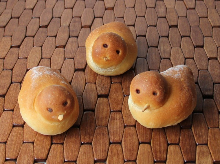 Try this birdie bread for a fun baking project.