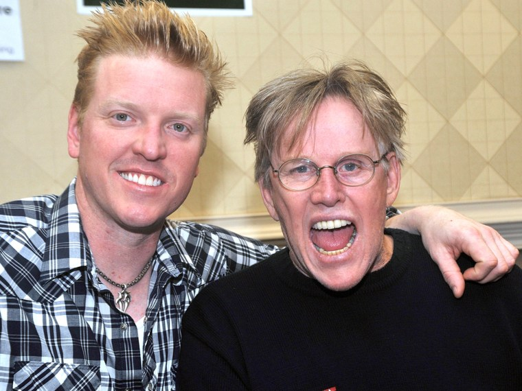 Jake and Gary Busey.