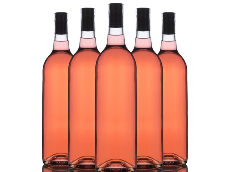 Don't underestimate the complexity of rosés, which have lovely fruity tones and pair well with food.