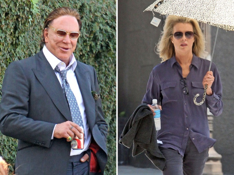 9 1 2 Weeks Stars Mickey Rourke And Kim Basinger Together Again