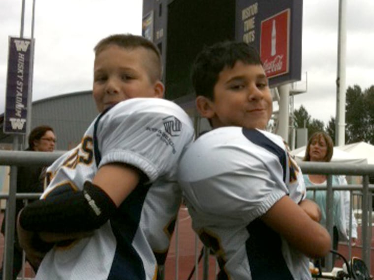 Boys get a health-boost when they maintain close friendships as they grow up.