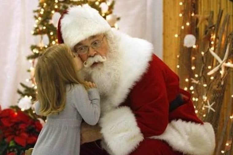 You want a what, now? Sometimes kids' wish lists throw even Santa for a loop.