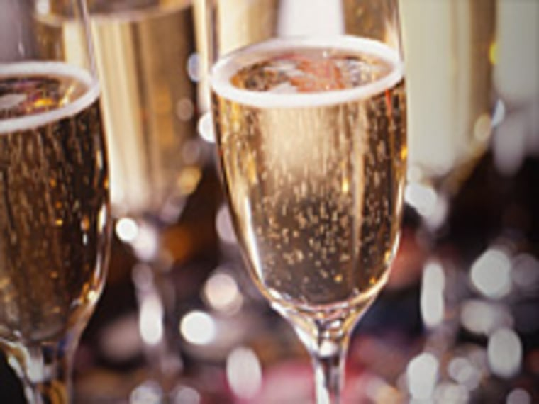 Will you be toasting the New Year at a fabulous party... or on the couch in your jammies after putting the kids to bed?