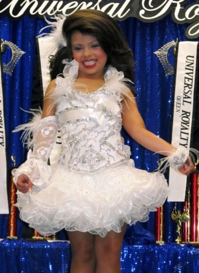 Toddlers & Tiaras' mom talks costs, passion for pageants