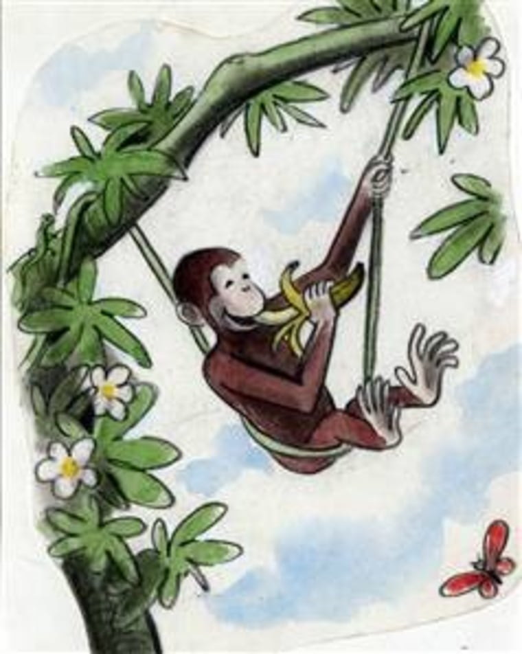 Mischievous monkey was based on the real life of husband-wife creators