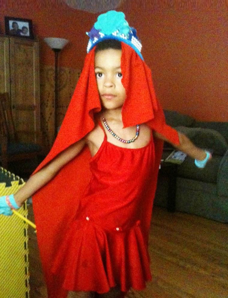 Dyson Kilodavis, 5, inspired 'My Princess Boy.'