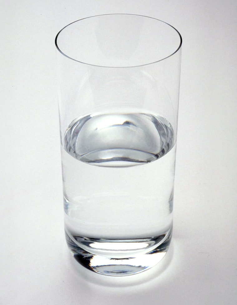 Quick quiz: Half full or half empty?
