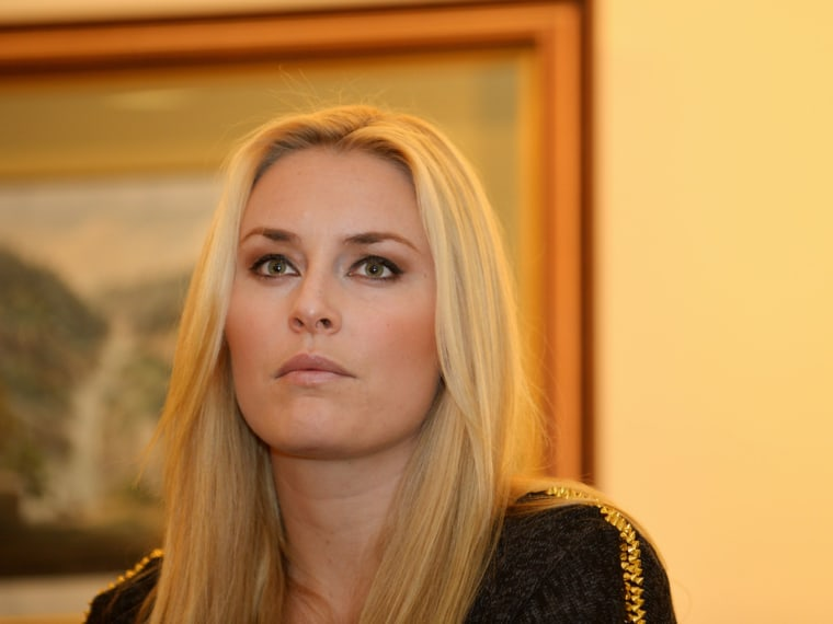 Champion skier Lindsey Vonn revealed her battle with depression and opened up about her failed marriage to her former coach in an interview with People magazine.